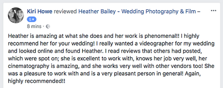 Photographer & Videographer Somerset - Heather Bailey Photography and Film
