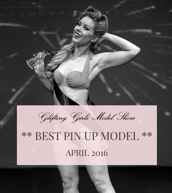 WINNING BEST PIN UP MODEL