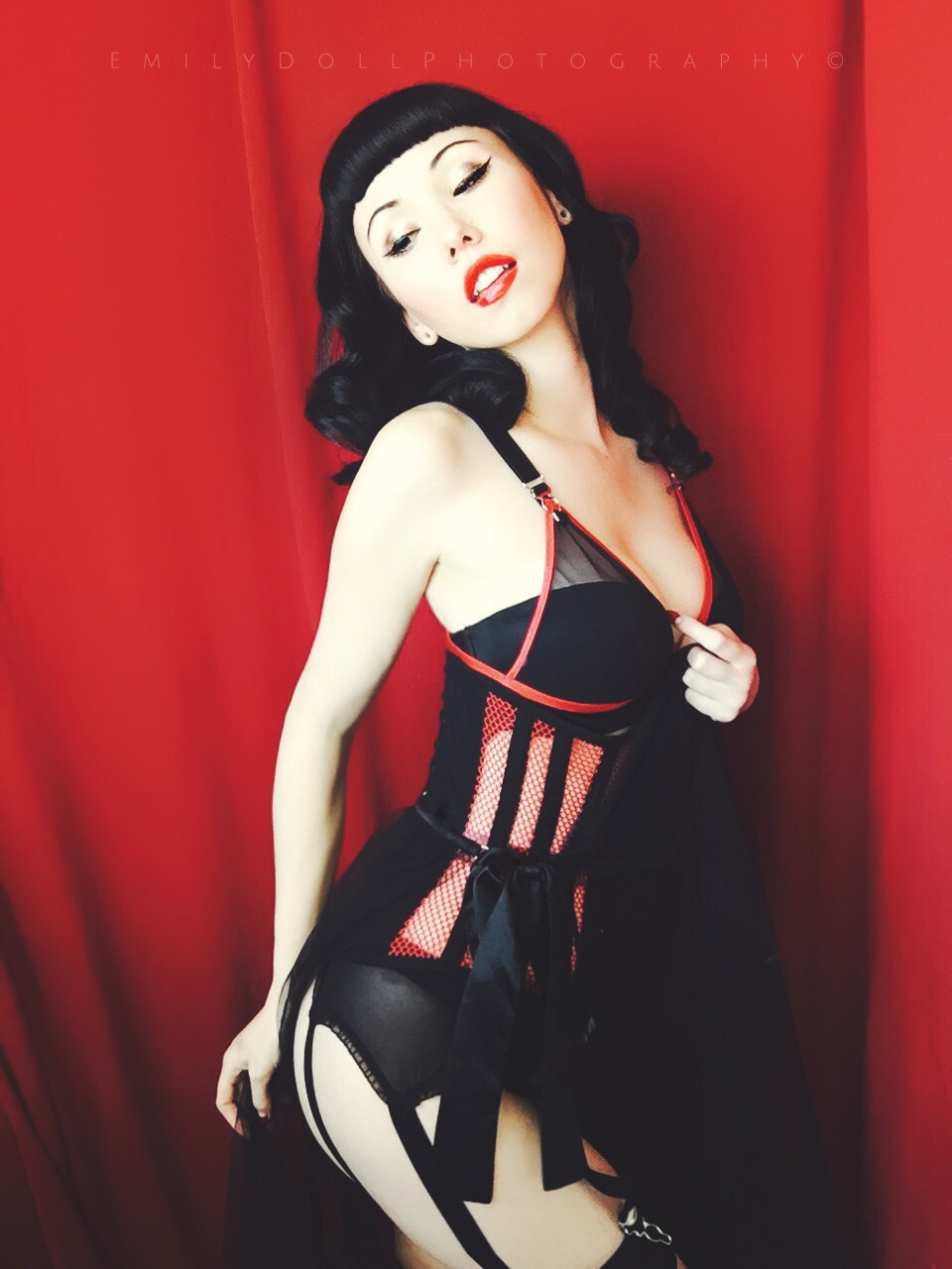Emily Doll - The Vintage Doll | World Famous Pin Up Model
