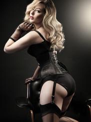 Pinup Model Heather Valentine