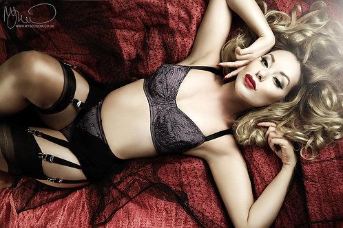 Striptease Boudoir FULL SET (9 images)