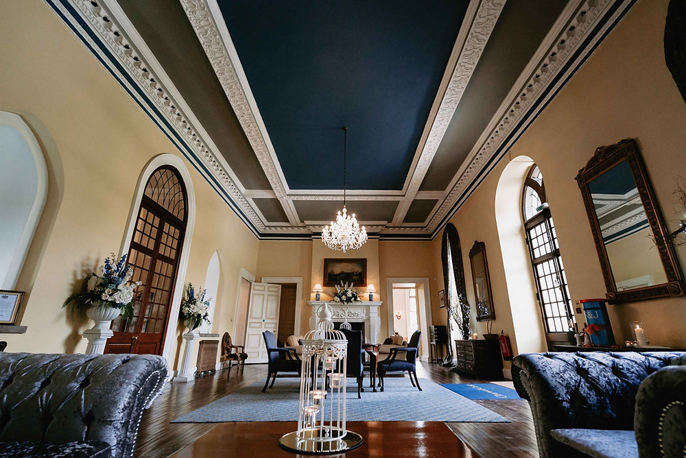 Clearwell Castle Wedding Venue Inside Indoors Photos Photography