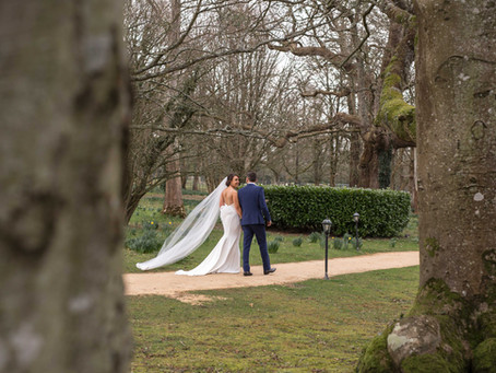 Spring Time Wedding at Deer Park Hotel