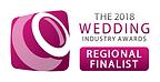The Wedding Industry Awards 2018 Regional Finalist - Videographer Bristol - Heather Bailey