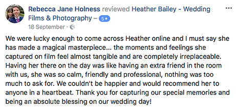 Professional Videography and Wedding Photography Bristol & Somerset