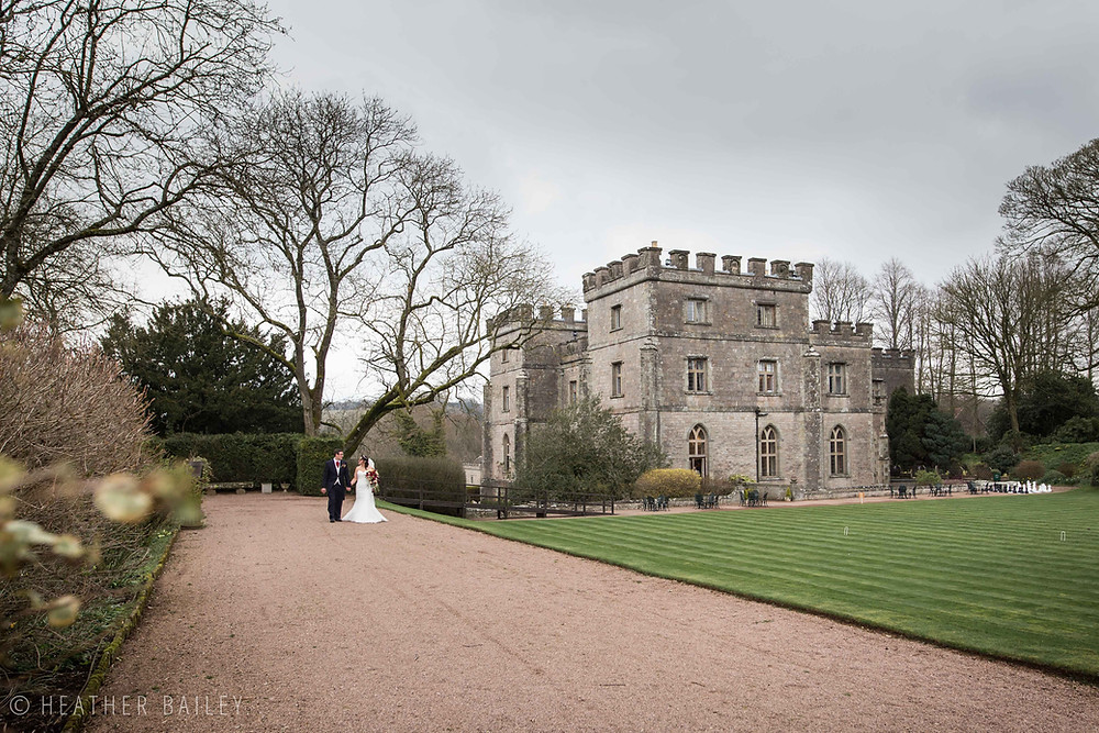 Wedding Photographer & Videographer at Clearwell Castle, Coleford, Forset of Dean - Heather Bailey Wedding Photography and Wedding Videography