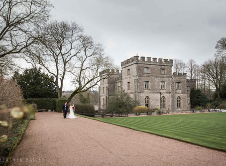 Wedding at Clearwell Castle