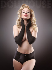Pin-up Model Heather Valentine