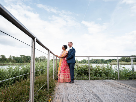 Suneet + Lance | Wedding Photographs Preview