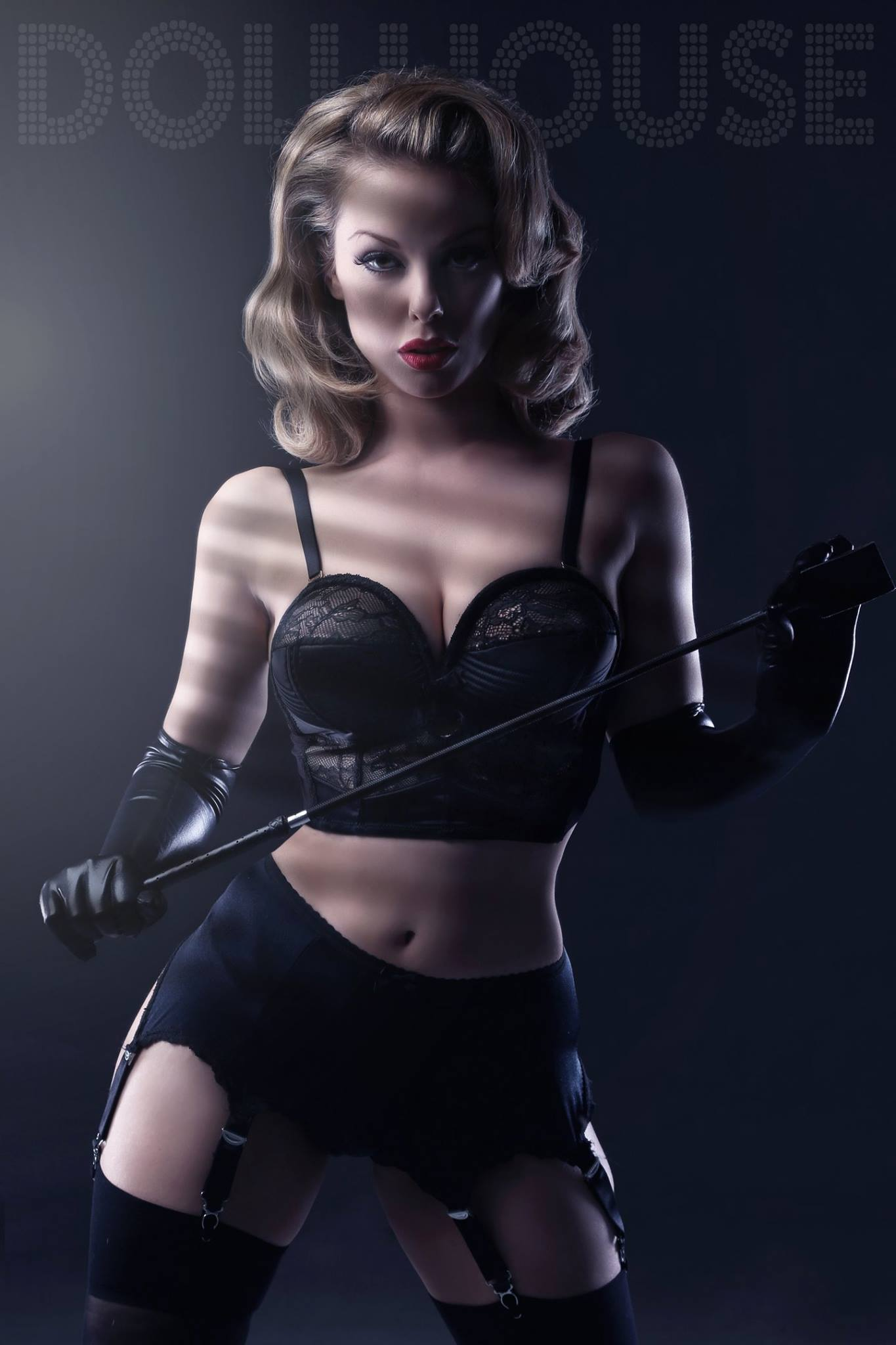 Heather Valentine Pin Up Model