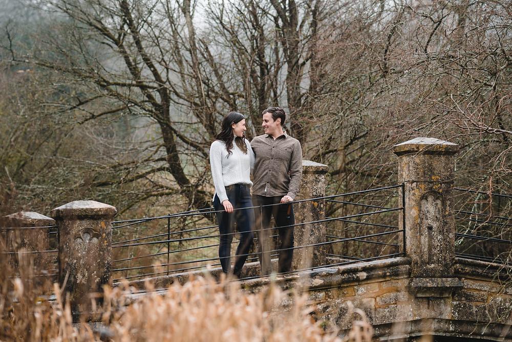 Castle Combe Wedding Photography. Couple Photos. Cotswold Wedding