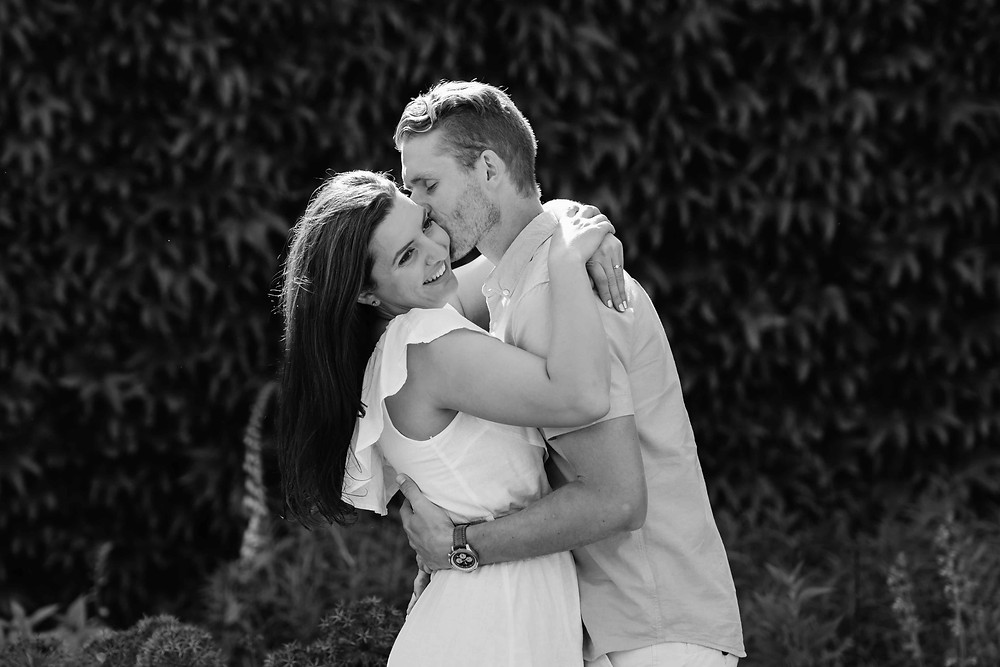 Black and White Photography. Engagement Photography in Bath. By Heather Bailey - Wedding Photographer Bath