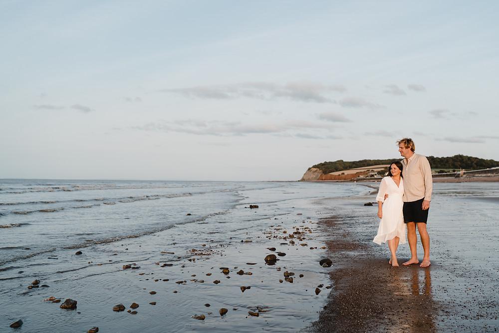 Wedding Photographer Somerset - Couple Photo Shoot by Heather Bailey