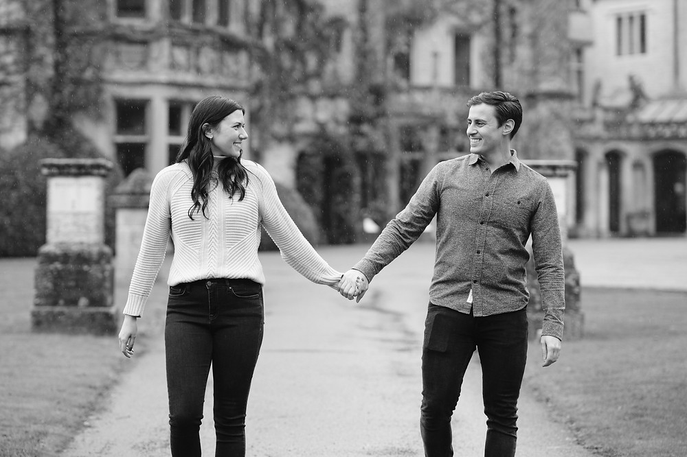 Engagement Photography. Couple Portraits by Heather Bailey Wedding Photographer