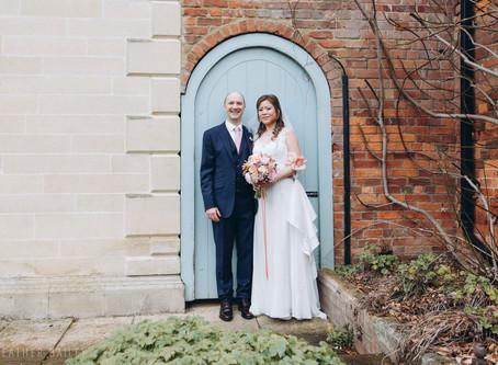 Wedding Beechfield House, Melksham