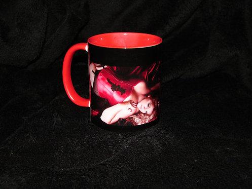 Annie Stilettos Boudoir Coffee Mug