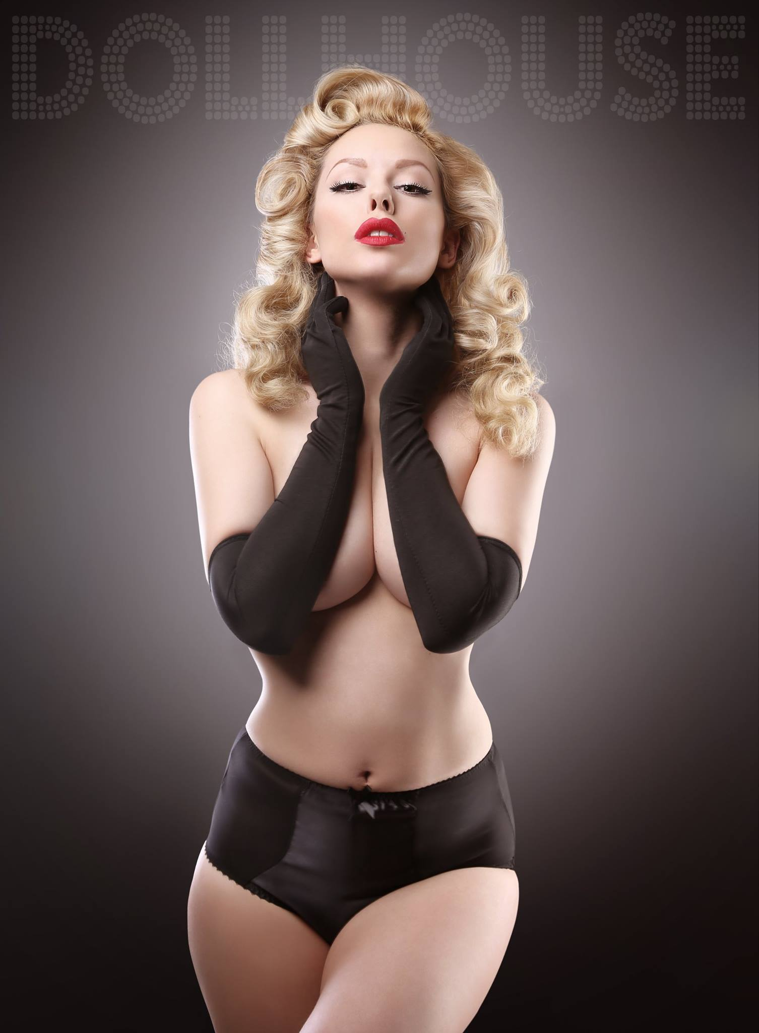 Heather Valentine Pinup Model