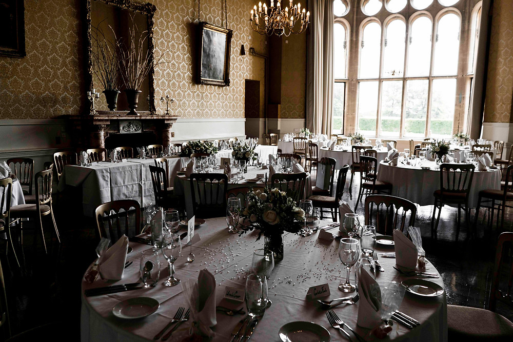 Grittleton House Wedding Venue Somerset