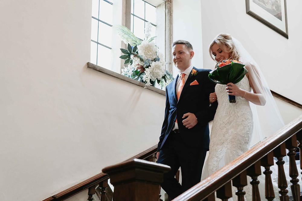 Wedding Photos Ideas Inside Clearwell Castle Wedding Venue Gloucestershire