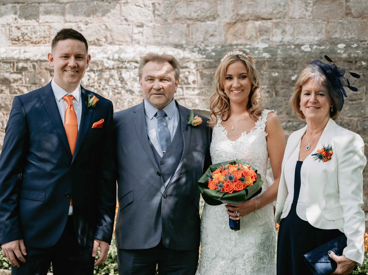 Wedding at Clear Well Castle