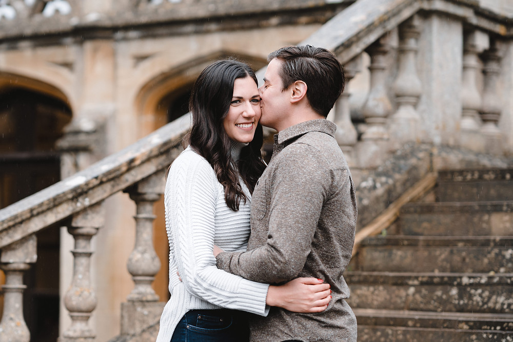 The Manor House Castle Combe Wedding Photography. Couple Portrait in the Cotswolds