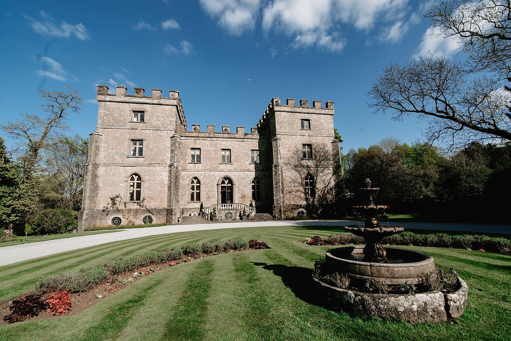 Clearwell Castle Wedding Venue Gloucestershire Photographer