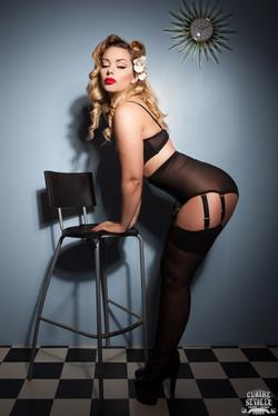 Pin Up Striptease Kultur Mag