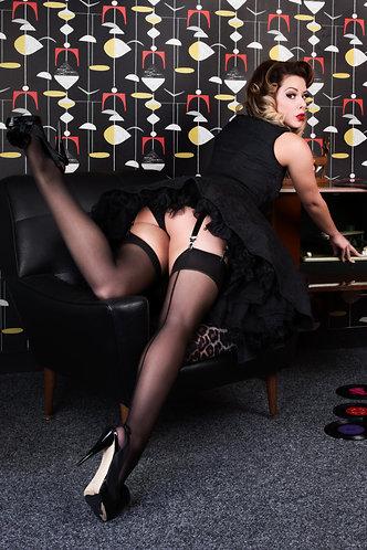 Retro Striptease #2