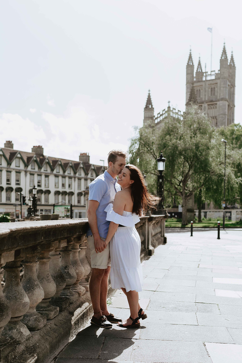Pre-Wedding Photo Shoot in Bath City. Heather Bailey Photography