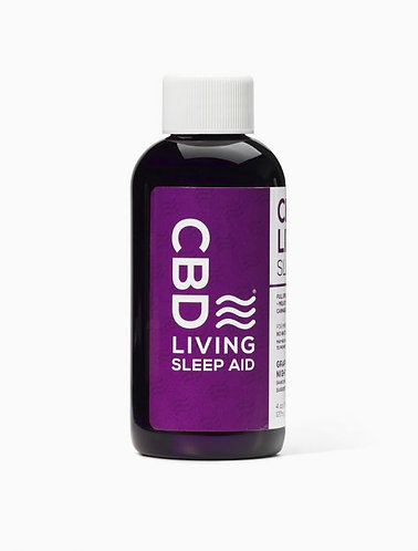 CBD Living Sleep Aid Grape Flavor