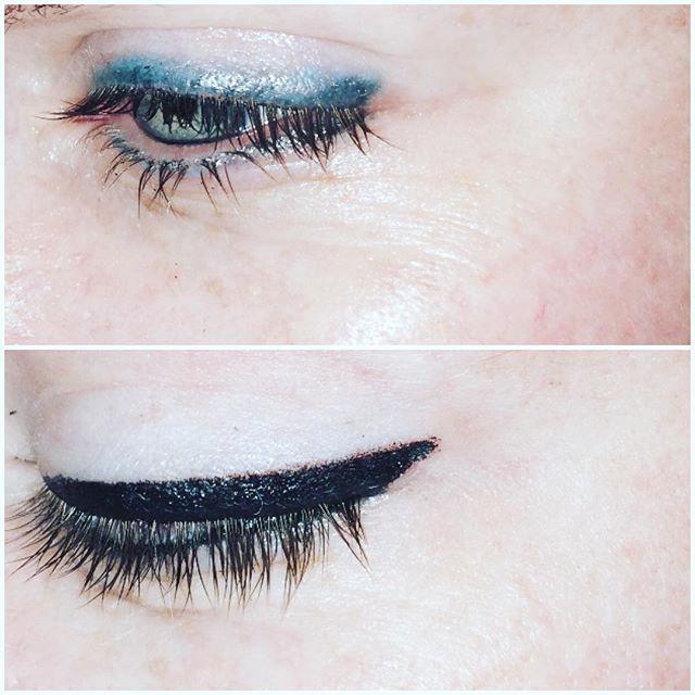 Eyeliner Correction _#makeupcorrection #