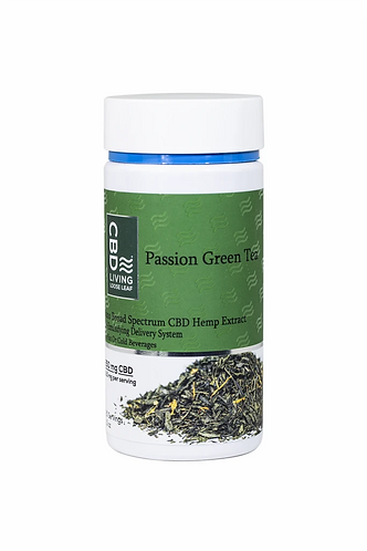 CBD Living Passion Green Tea 250 mg