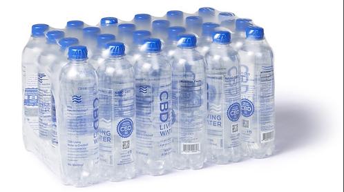 CBD Living Water Case of 24