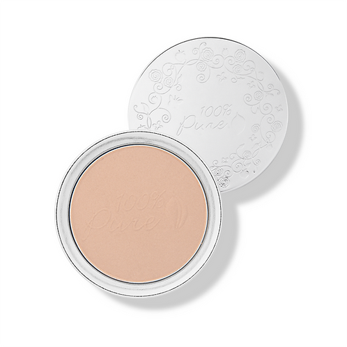 100% Pure Fruit Pigmented Foundation Powder : White Peach