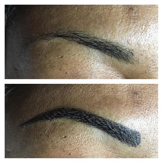 #permanentmakeup #eyebrows #microbrows