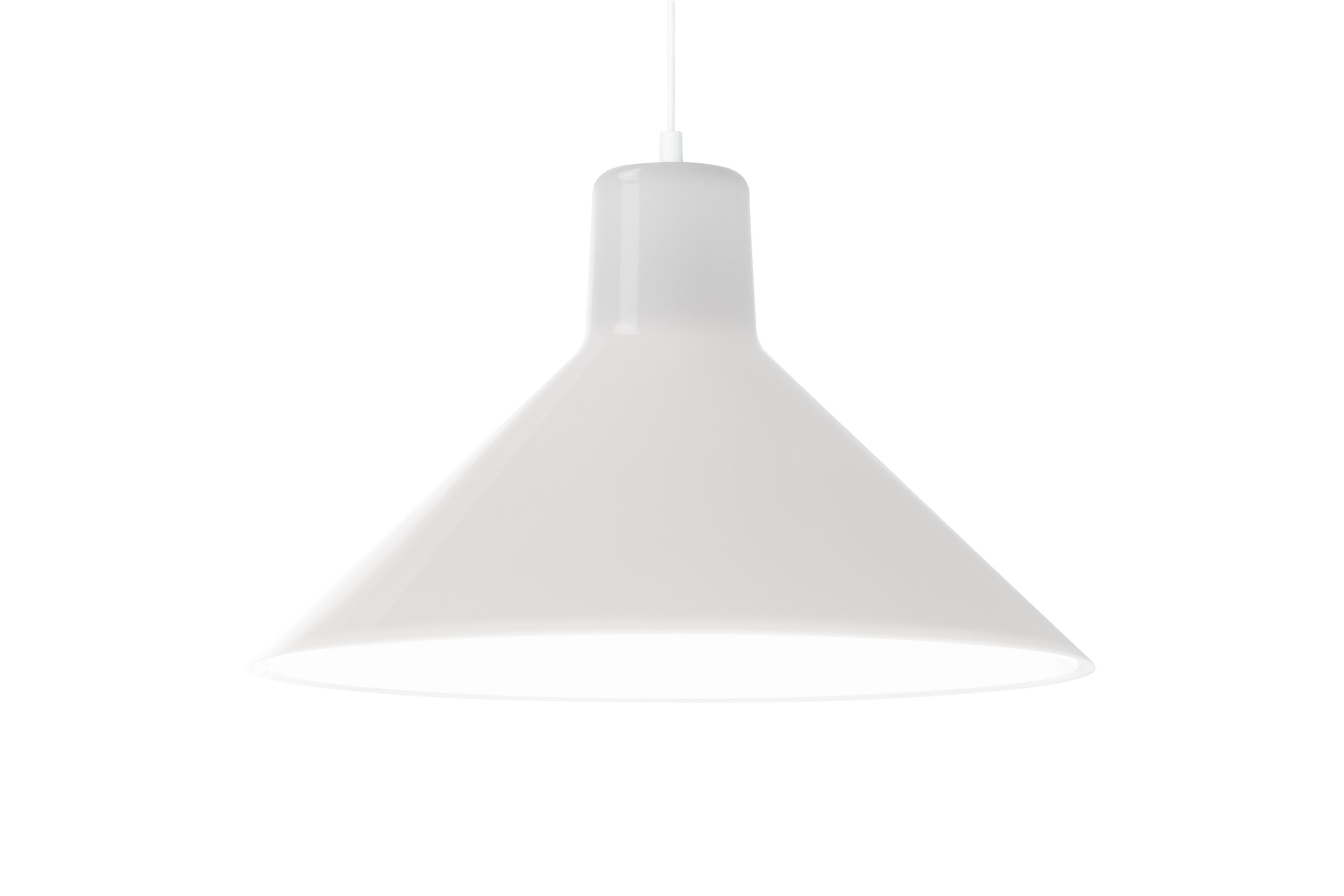 Eero Aarnio Kotivalo design-valaisin valkoinen