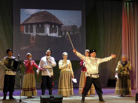 Донская вольница в Нововоронеже