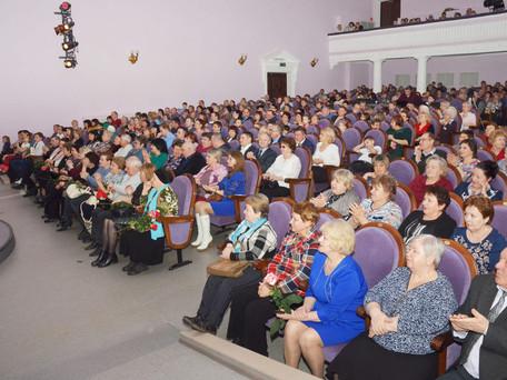Концерт к Дню муниципального работника