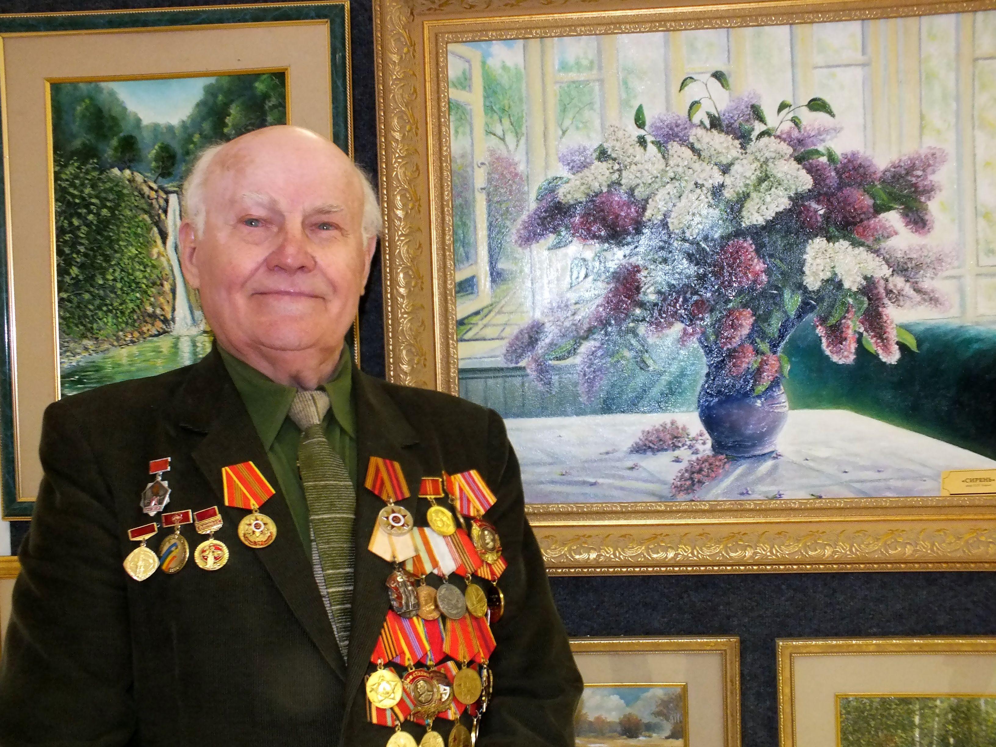 Баранов В. М.