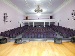 Концертный зал после