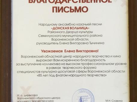 """""""Донская вольница"""" в ТЮЗе"""