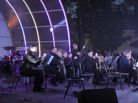 """Фестиваль """"ДОН JAZZ"""" в Центральном парке"""