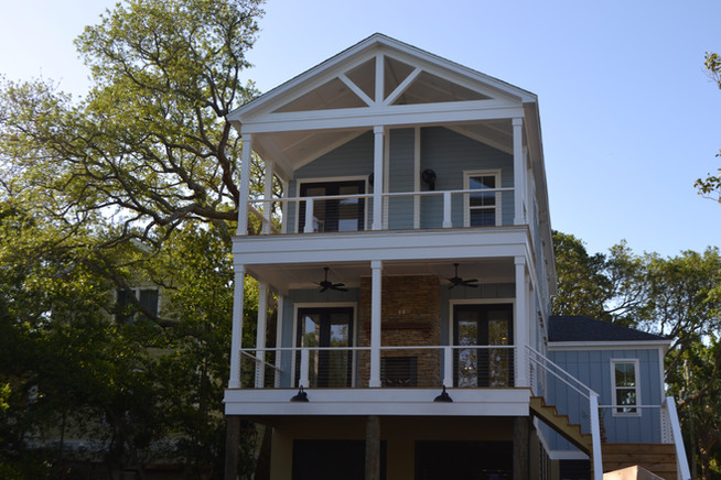 Southern Dwelling Construction