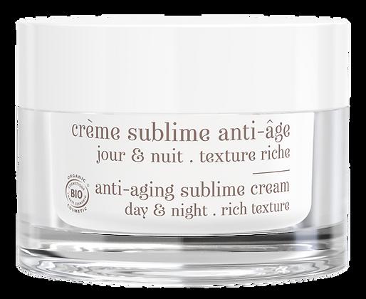 Crème Sublime - voor droge huidtypes