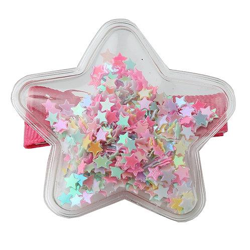 Confetti Star Clip WS