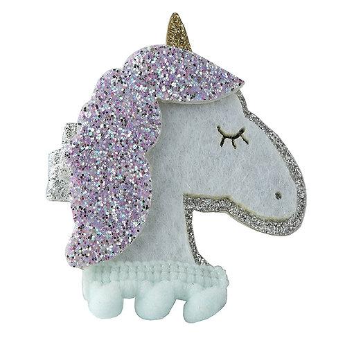 Unicorn Head Clip WS