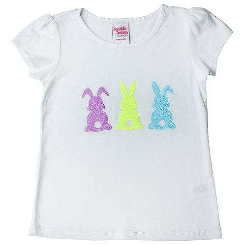 3 Bunnies Puff Sleeve WS