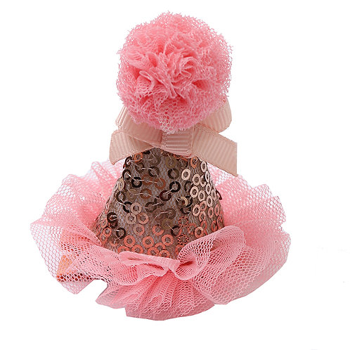 Sequin Party Hat