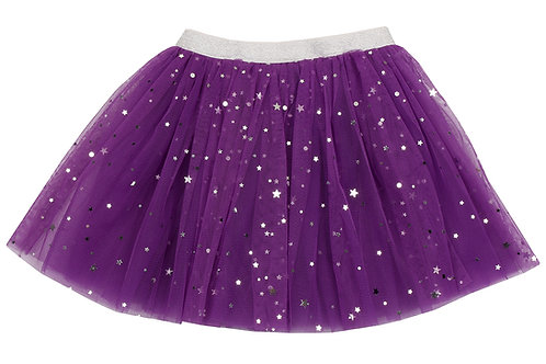 Purple Star Tutu