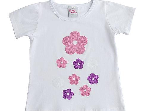 Flower Power T shirt WS